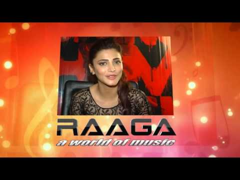Listen to Actress Sruthi Hasan Songs only on RAAGA.COM