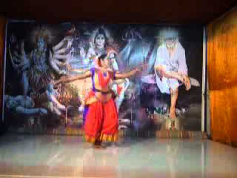 SHIRDHI MANDHIR IN KERALA NAVARATHRI  2013 DANCE BY VENNA