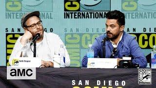 Preacher: 'Difficulties Filming Season 2' Comic-Con 2017 Panel - AMC