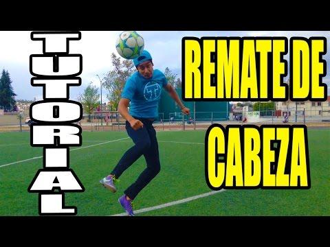 COMO REMATAR/CABECEAR EL BALON  - TIITANES FUTBOL/FREESTYLE