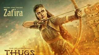Thugs of Hindostan: Aamir Khan introduces Fatima Sana Shaikh's character in new motion poster - NEWSXLIVE