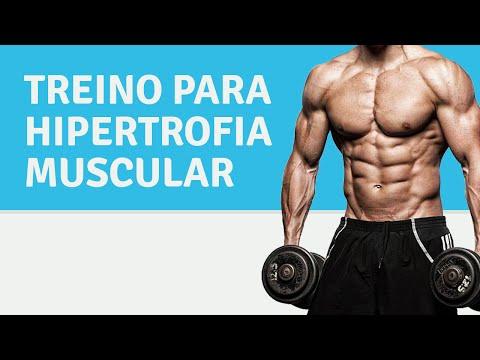 Treino para Hipertrofia Muscular | 3 Estratégias para Ganhar Massa Muscular Rapidamente