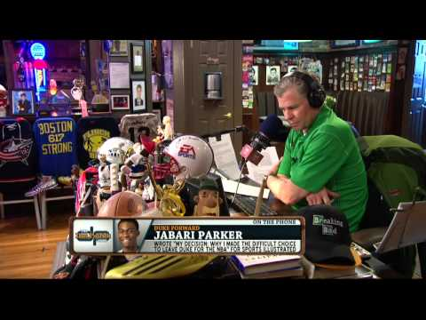 Jabari Parker on the Dan Patrick Show 4/24/14