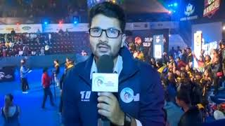 PWL 3 Day 11: Visuals of Veer Marathas after the victory against Delhi Sultans at PWL 3 - ITVNEWSINDIA