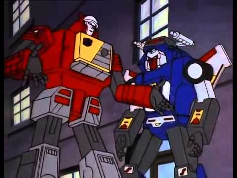 Transformers G1 Episodio 52 Auto-Bop [1/2]
