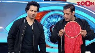 Salman Khan ACCEPTS the 'Sui Dhaaga' challenge & more | Bollywood News - ZOOMDEKHO