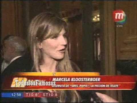 Mshow-Marcela Kloosterboer disfrutá de