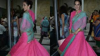 Tara Sharma At The Dressing Room Designer Exhibition - THECINECURRY