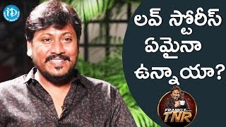 Josh Ravi About His Love Stories    Frankly With TNR    Talking Movies With iDream - IDREAMMOVIES