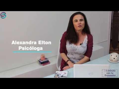 Alexandra Elton: Psicóloga y Terapeuta Floral