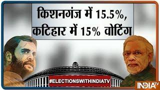 Maharashtra: 8% Voting Recorded Till 9 AM, Buldhana 8%, Akola 8%, Amravati 6% - INDIATV