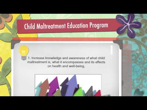 HSCI 312 Group 2 Child Abuse-Child Maltreatment Education Program