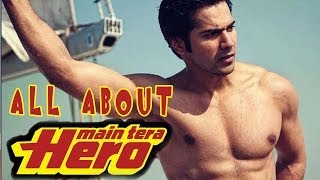 Main Tera Hero | Varun Dhawan talks about his character in the movie