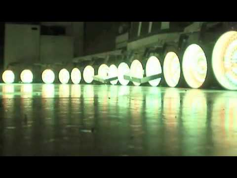 LED Par 64 Eurolite 14 Stk. mit SGM Pilot 2000 by DJ Emi