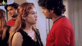 Priyasakhi Movie Madhavan Romantic with Sada | Telugu Movie Scenes | Sri Balaji Video - SRIBALAJIMOVIES