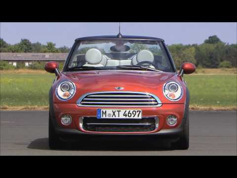 New MINI Cooper D Convertible - Great Details - HD
