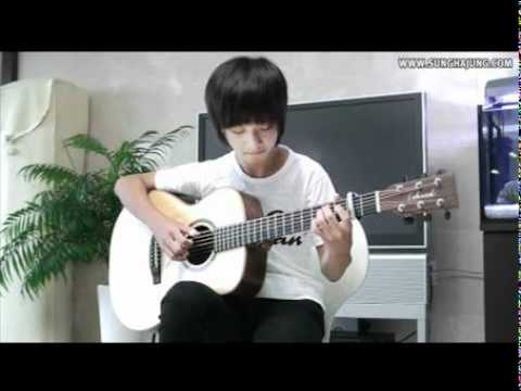 River Flows In You TABS with download(Sungha Jung Version)