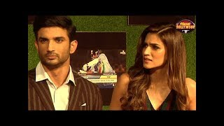 Sushant Singh Rajput & Kriti Sanon Don't Want To Be Clicked Together & Why?