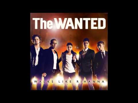 The Wanted - Walks Like Rihanna (Official Audio)
