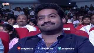 Special AV On Thaman - Rabasa Audio Launch Jr NTR, Samantha, Pranitha - ADITYAMUSIC