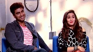 2 States | Alia Bhatt & Arjun Kapoor talk about the movie
