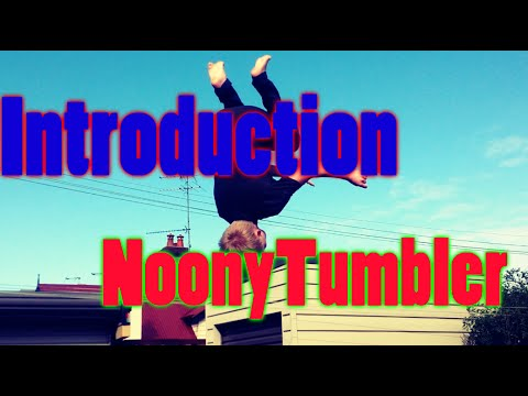 Introduction To - Noony Tumbler