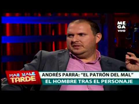 Andrés Parra nos cuenta de su visión sobre Pablo Escobar Gaviria