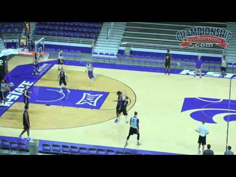 Open Practice: Man, Zone & Transition Offensive Drills - Bruce Weber