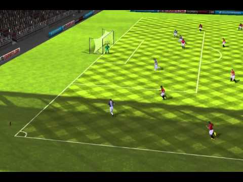 FIFA 13 iPhone/iPad - West Brom vs. Manchester Utd