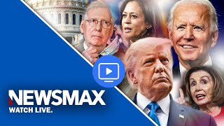 Newsmax TV Live Stream