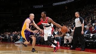 John Wall's Explosive 31 Against The Lakers