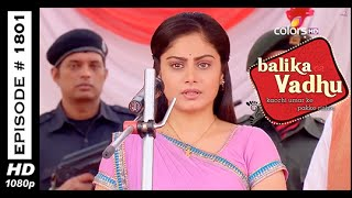 Balika Vadhu : Episode 1793 - 26th January 2015
