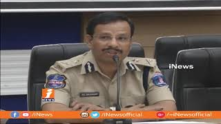 Hyderabad CP Satyanath About Sun Pariwar Group Fraud | Seized 5 Crores Of Money | iNews - INEWS