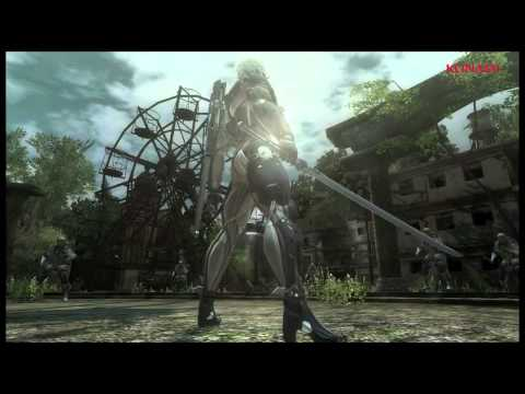Metal Gear Rising Revengeance - gameplay trailer E2 2012