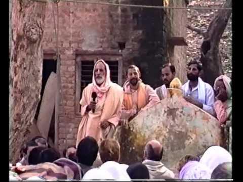 19971103 04 Parikrama Dan Gati  Krsna Kund Srila AC Bhaktivedanta Swami Prabhupada Disp Day