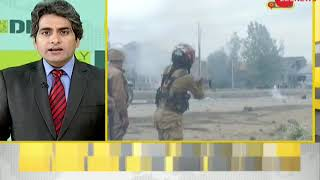 DNA: Anantnag encounter kills Islamic State Jammu and Kashmir chief - ZEENEWS