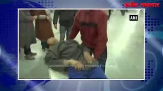 video : जम्मू-कश्मीर के एक स्कूल में विस्फोट, कईं छात्र घायल