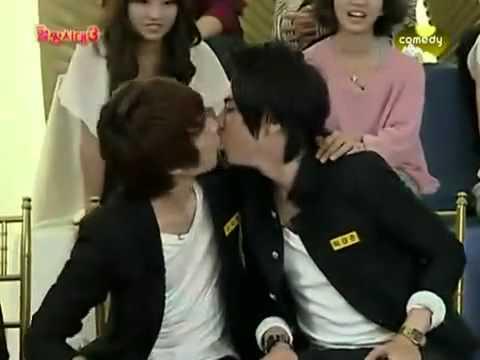 Ulzzang shidae s3 - Taejun Chihoon Jiho Kissing Game
