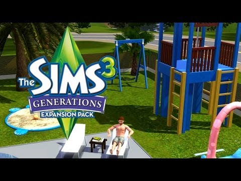 The Sims 3 Generations Review - LGR