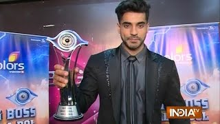 Big Boss 8 Grand Finale: Gautam Gulati's Exclusive interview with India TV - INDIATV