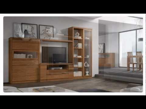 muebles modernos para salones modernos y comedores modernos