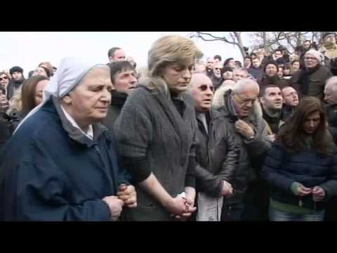 Apparizione a Mirjana 2 Marzo 2012 a Medjugorje