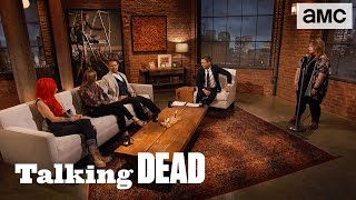 'Why Does John Dorie Offer Candy to Everyone?' Highlights Ep. 821 | Talking Dead - AMC