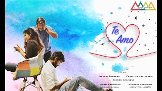 Te-Amo | Telugu short film | Trailer | FOUR TRIANGLE PRODUCTION - YOUTUBE