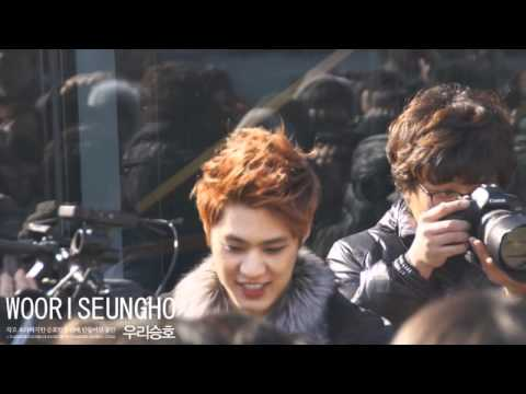 [Fancam] Mblaq Seungho biased Wide Recording