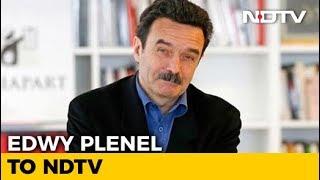 French Website Mediapart's Editor On Francois Hollande's Rafale Bombshell - NDTV