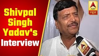 I swear by my son I have not accepted money from BJP: Shivpal - ABPNEWSTV