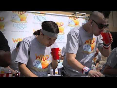 Wild Eggs National Pancake Eating Championships