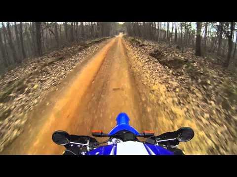 Yamaha XT250: Dunaway Road Dual Sport Ride