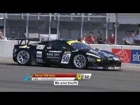 2011 FIA GT3 Slovakia Race1 (1/2)
